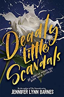 Book Cover: Deadly Little Scandals