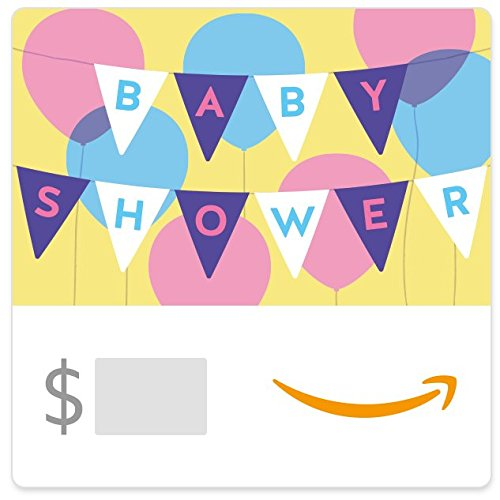 Amazon eGift Card - Baby Shower Banner -