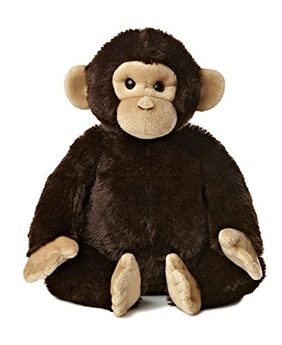 Aurora World Destination Nation Plush, (Chimp Monkey)