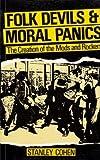 Folk Devils and Moral Panics, Stanley Cohen, 0631157824