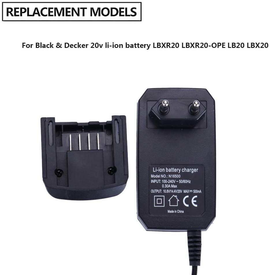 Cargador para bater/ías de litio 14.4 y 18V BLACK+DECKER BDC1A-QW