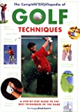 img - for Complete Encyclopedia Of Golf Techniques book / textbook / text book