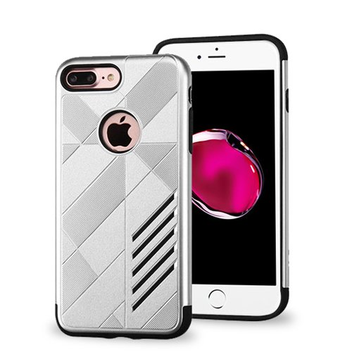 iphone-7-plus-case-luxca-chrome-fortifier-perfect-fit-rugged-hybrid-dual-layer-protective-armor-shoc