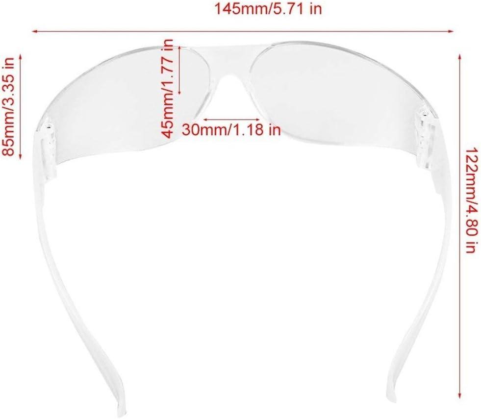 Pgige Gafas Protectoras de Seguridad Gafas a Prueba de Viento Gafas a Prueba de Polvo Deportes al Aire Libre Gafas Ciclismo Gafas antiara/ñazos
