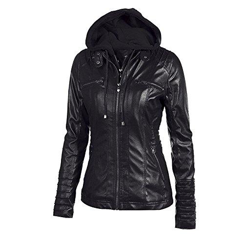 invierno mujer mujer fiesta chaqueta 1 ishine elegantes abrigos de YPFxw6
