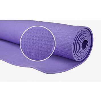 HYTGFR Esterilla de Yoga Antideslizante para Ejercicio ...