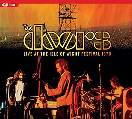 The Doors - Live at The Isle of Wight Festival 1970 [DVD/CD