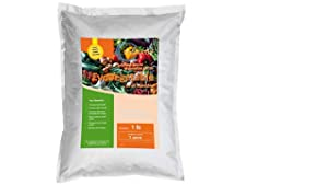 EvoVegetable, 1-Pound Organic Fertilizer for Any Vegetable for up to 1 Acres of Soil