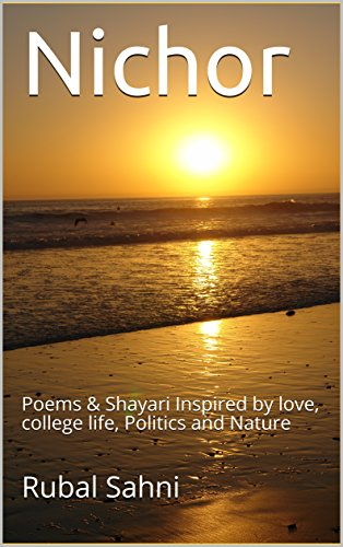 Nichor: Poems & Shayari Inspired by love, college life, Politics and