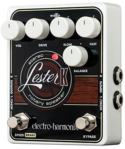 Electro-Harmonix Lester K Stereo Rotary Speaker Pedal