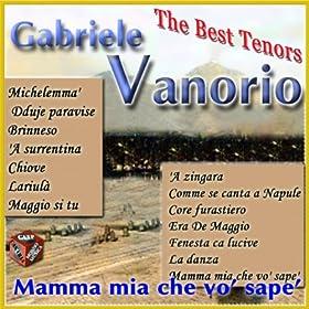 Amazon.com: Comme se canta a Napule: Gabriele Vanorio: MP3 Downloads