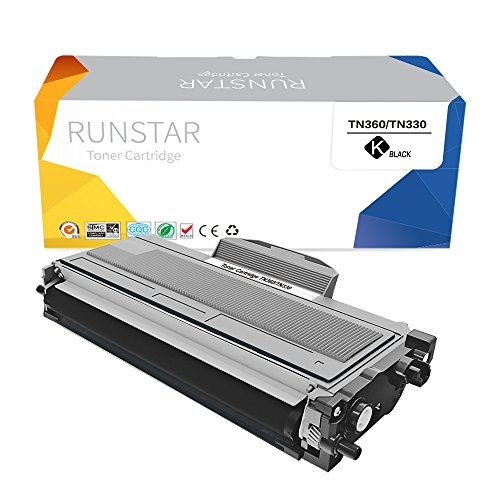 - Run Star TN360 Compatible Toner Cartridge Replacement for Brother TN330 Work for Brother MFC-7840W MFC-7340 HL-2140 HL-2170W DCP-7040 MFC-7440N MFC-7345N DCP-7030 DCP-7045N HL-2150N Printer