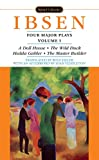 : Four Major Plays, Volume I (Signet Classics)