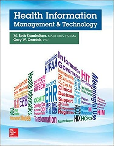 Health Information Management and Technology (P.S. Health Occupations) - Health Star