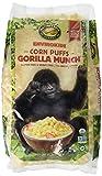 Envirokidz Organic Gluten Free Cereal, Corn Puffs Gorilla Munch, 23 Ounce Bag (Pack of 3)