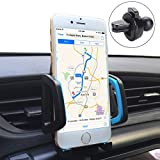 Car Phone Mount,U-good Air Vent Car Mount Phone Holder Cradle Car Accessories w/ Quick Release Button For iPhone 7 7 Plus 6s Plus Samsung LG Sony HTC and All Smartphone Cell Phone