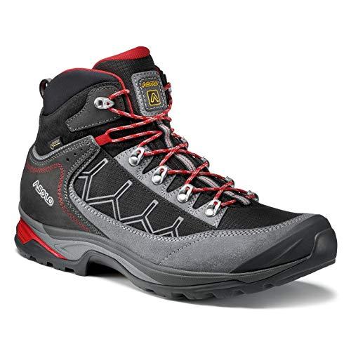 Asolo Falcon GV Hiking Boot - Men's - 11 - Grey/Black