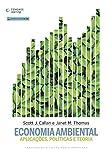 capa de Economia ambiental: Aplicações, políticas e teoria