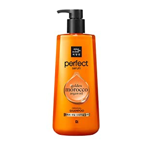 MISEENSCENE Perfect Original Shampoo and Conditioner Hygiene Sanitation Argan Oil Improve Split-Ends, Sleekness, Roughness 680ml(22.99oz) (Shampoo)