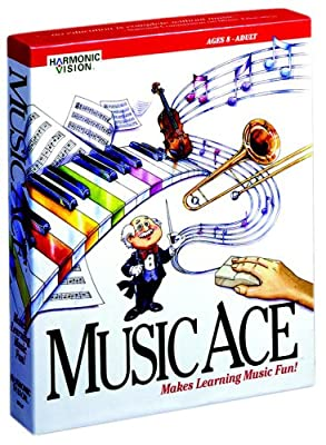 Music Ace Educator Version, Hybrid Cd-rom