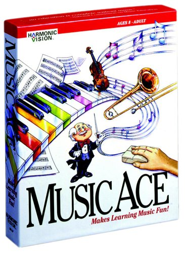 (Music Ace Educator Version, Hybrid Cd-rom)