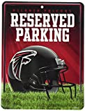 Rico NFL Hi-Res Metal Parking Sign