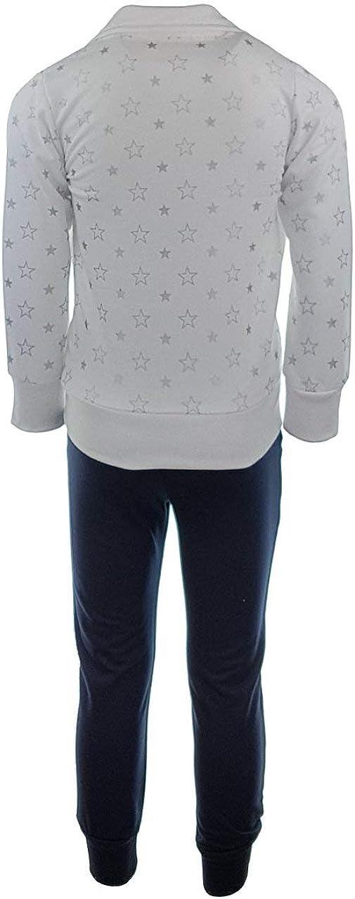 Hose M/ädchen Sport- /& Freizeitset Shirt MF620 Jacke S/ü/ßes 3tlg
