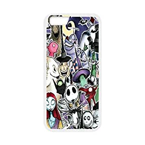[The Nightmare Before Christmas] the Nightmare GangCase Cover For SamSung Galaxy Note 3 Mens Designer for Men {White}
