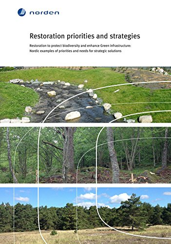 Restoration priorities and strategies: Restoration to protect biodiversity and enhance green infrastructure: Nordic examples of priorities and needs for strategic solutions (TemaNord Book 2016534)