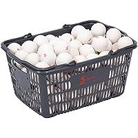 スリクソン(SRIXON) ソフトテニスボール 公認球 10ダース入りバスケット STBD2CS120