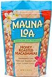 Mauna Loa Honey Roasted Macadamia Nuts, 11-Ounce package (Pack of 12)