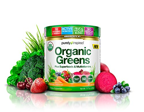 Purely Inspired Organic Unflavored servings product image