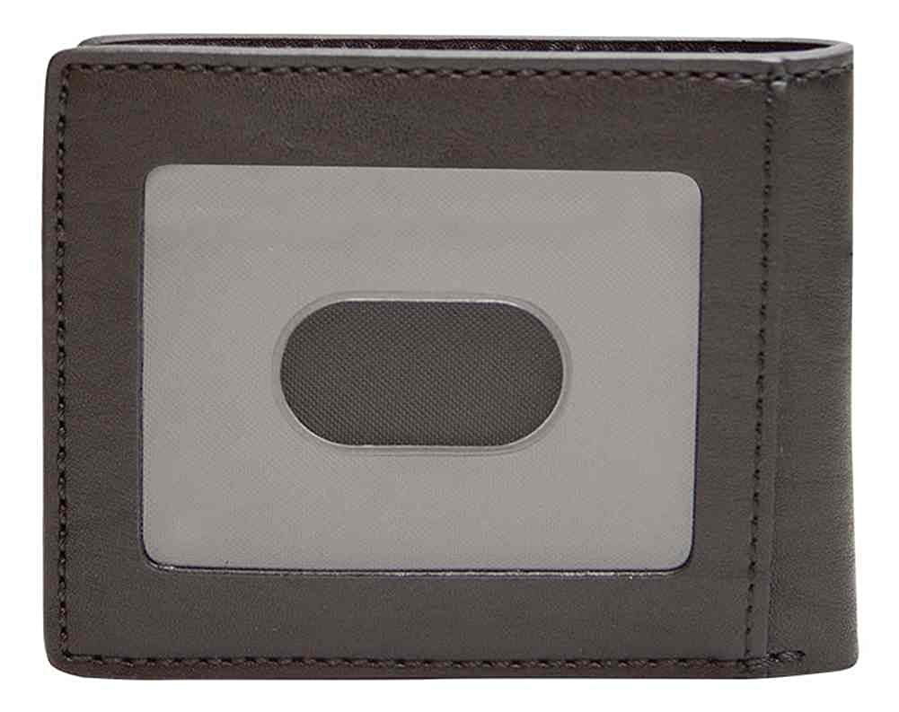 Harley-Davidson Mens Classic Billfold CR2343L-Black HD Bar /& Shield Wallet