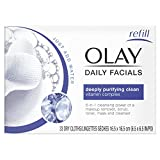 Olay Facial Cloths, 33 Count Review and Comparison
