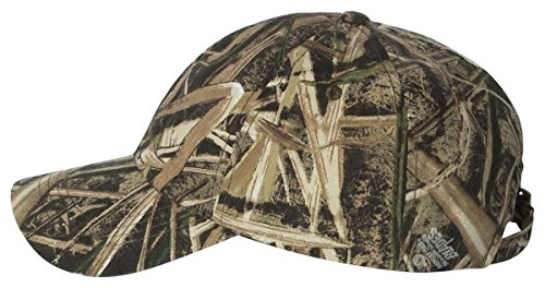 Mossy Oak Outdoor Cap Hunting Basics Tuck Strap Cap