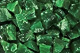 Fantasia Materials: 1 lb Imperial Z Green Rough - (Select 1 to 18 lbs) - Raw Natural Crystals for Cabbing, Cutting, Lapidary, Tumbling, Polishing, Wire Wrapping, Wicca and Reiki Crystal Healing