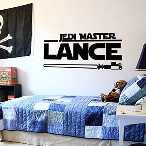 Jedi Order Logo Star Wars Jedi order wall decal Vinyl decal Wall Decals for kids room Wall Sticker for Boy/'s Room kcik1748