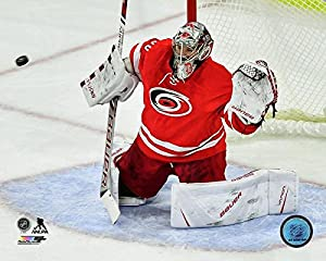 "Cam Ward Carolina Hurricanes 2016-2017 NHL Action Photo (8"" x 10"")"