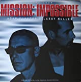 Adam Clayton & Larry Mullen - Theme From Mission: Impossible - Mother Records - 12 MUM 75, Mother Records - 314 576 671-1