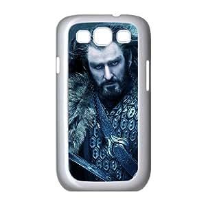 Hobbit La desolación de Smaug R5N89V4BC funda Samsung Galaxy S3 9300 caso funda blanca 1GB34U