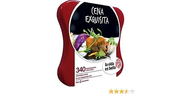 Smartbox Cena Exquisita Caja Regalo, Adultos Unisex: Amazon.es ...