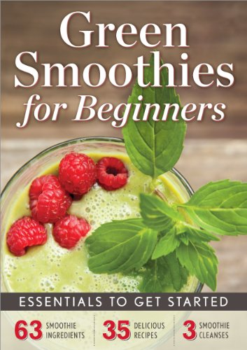 Green Smoothies for Beginners: Essentials to Get Started with a Green Smoothie Diet by Rockridge University Press