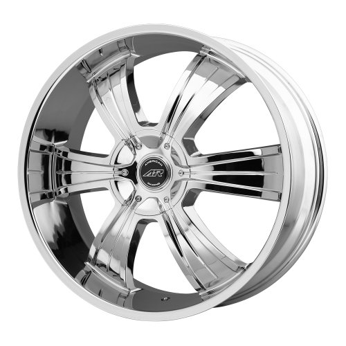 custom wheels ar894 triple chrome plated wheel