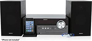 Sony CMTMX500i Desktop Micro System (Discontinued by Manufacturer)