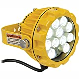 18W LED Dock Light Head Only, 1400 Lumens, 120V, Lot of 1