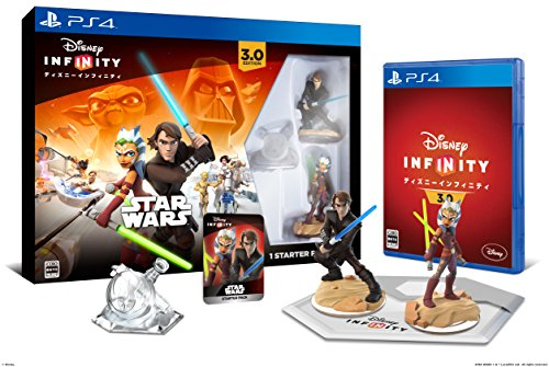 ディズニーインフィニティ3.0 スターウォーズ/共和国の終焉 スターターパックの商品画像