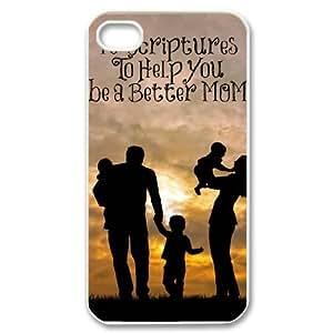Motivation iPhone 4/4s Case White Yearinspace998031 Kimberly Kurzendoerfer