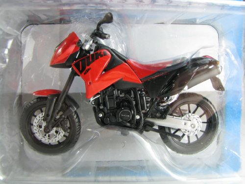 KTM Duke II 640 Motorcycle 1:18 Scale Red/Black (Maisto) for sale  Delivered anywhere in USA