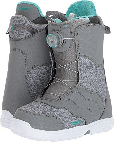 Burton Mint Boa Snowboard Boot 2018 - Women's Gray 11