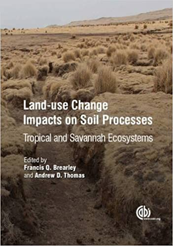 Land-Use Change Impacts on Soil Processes: Tropical and Savannah Ecosystems